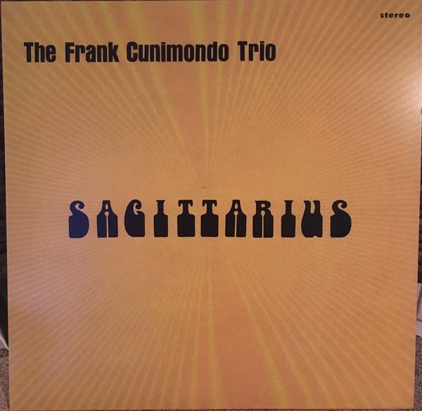Frank Cunimondo Trio – Sagittarius (LP)
