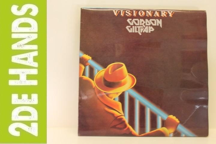 Gordon Giltrap – Visionary (LP) J10