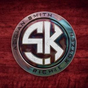 Adrian Smith & Richie Kotzen - Smith / Kotzen (LP)