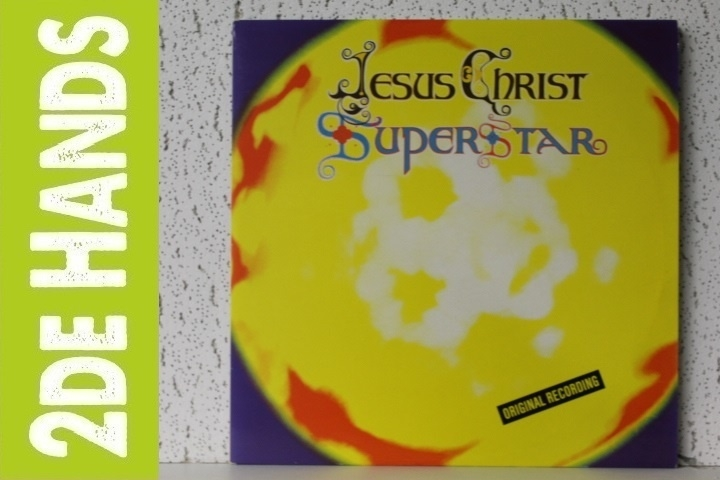 Jesus Christ Superstar (2LP box) G40