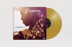 Kamasi Washington - Becoming  (LP)