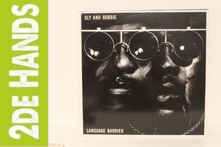 Sly & Robbie ‎– Language Barrier (LP) B80
