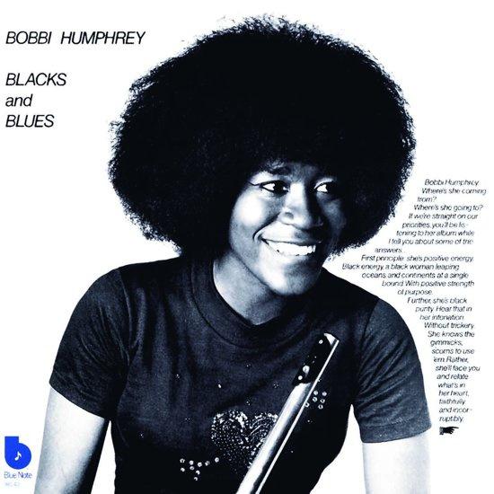 Humphrey Bobbi - Blacks And Blues (LP)