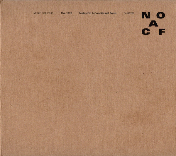 The 1975 - Notes On a Conditional Form (2LP)