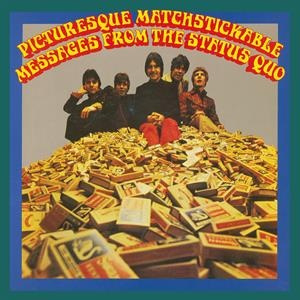 Status Quo - Picturesque Matchstickable Messages From the Status Quo (2LP)
