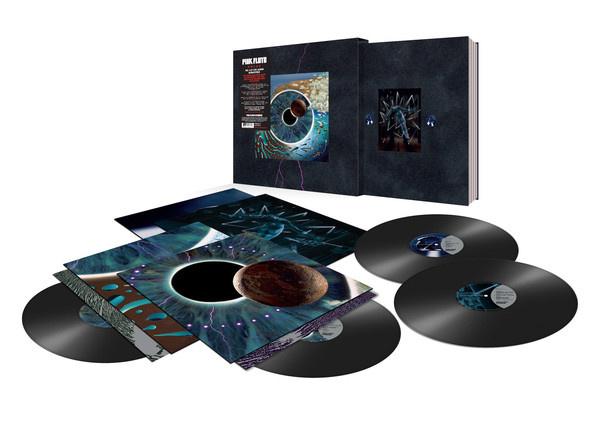 Pink Floyd – Pulse (4LP BOX)