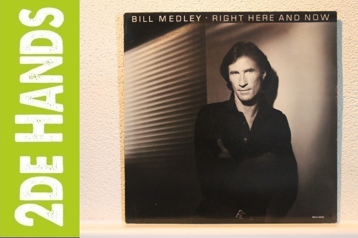 Bill Medley - Right Here And Now (LP) D50