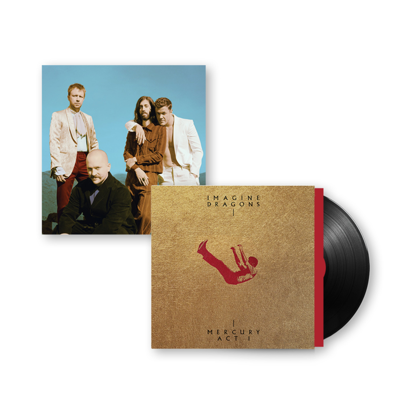 Imagine Dragons - Mercury - Act 1 -Indie Only- (LP)