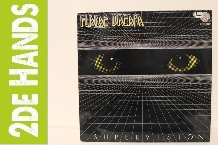 Flame Dream - Supervision (LP) G40