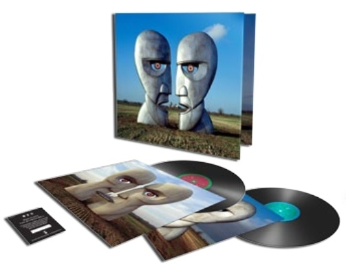 Pink Floyd - Division Bell -20th anniversary ed.- (2LP)