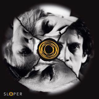 """Sloper - Sloper (Zwart Vinyl) (10"""")"""
