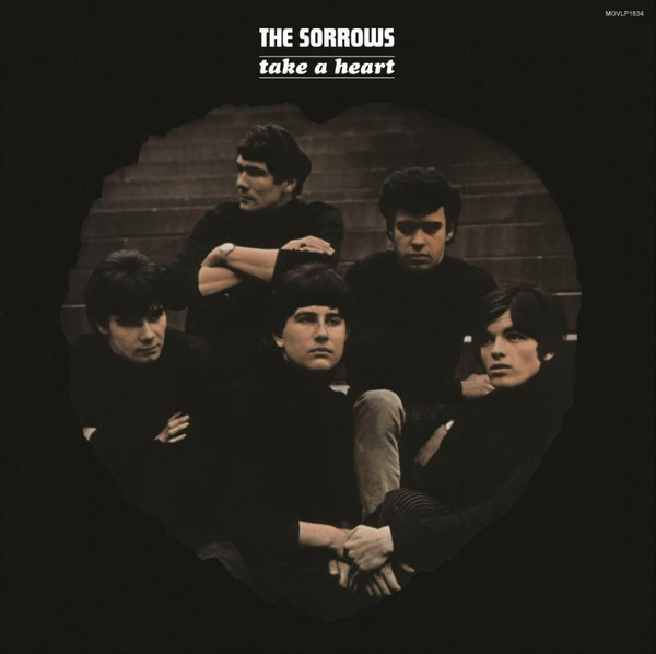 The Sorrows ‎– Take A Heart (LP)
