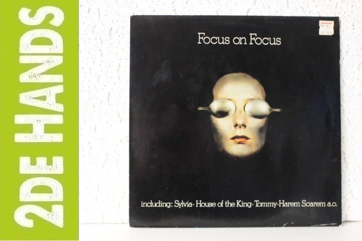 Focus ‎– Focus On Focus (LP) A70