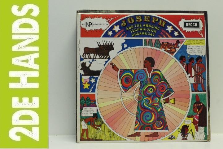 Joseph Consortium – Joseph And The Amazing Technicolor Dreamcoat (LP) H10