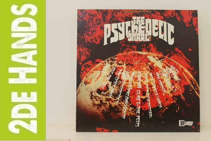 Various – The Psychedelic Snarl (LP) H50