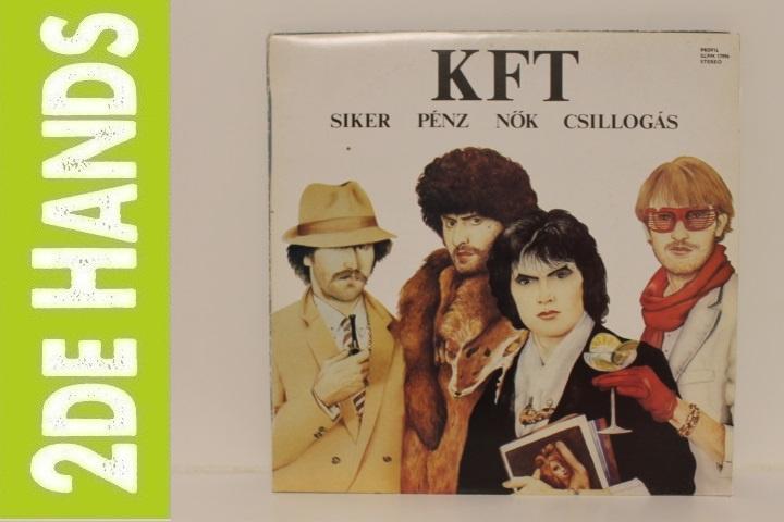 KFT – Siker, Pénz, Nők, Csillogás (LP) H20