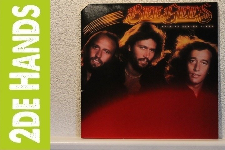 Bee Gees - Spirits Having Flown (LP) G70