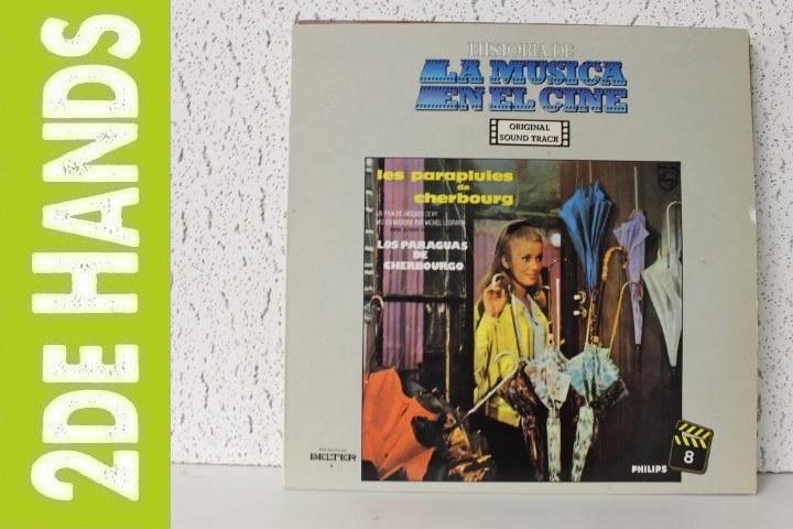 Michel Legrand – Los Paraguas De Cherbourgo (Banda Original Del Film) (LP) D80