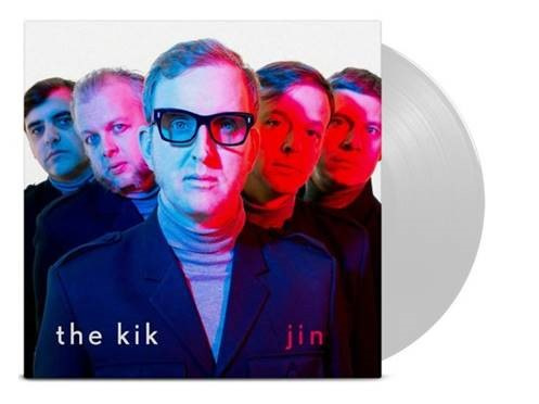 The Kik - Jin -LTD- (LP+CD)