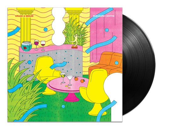 Kraak & Smaak - Pleasure Centre (LP)