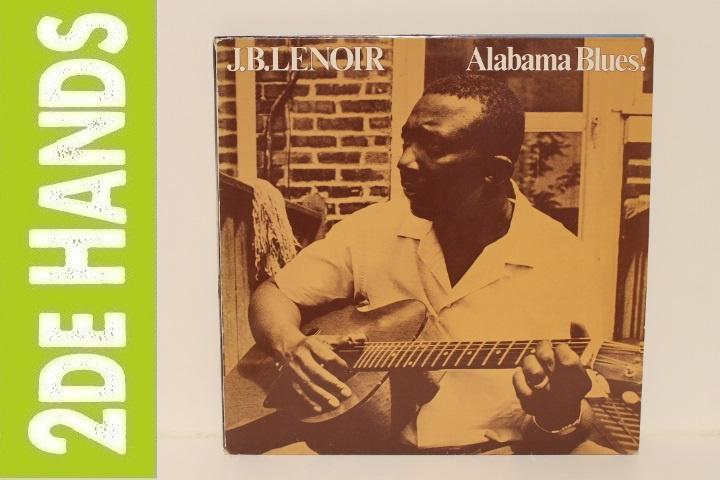 J.B. Lenoir – Alabama Blues (LP) A50