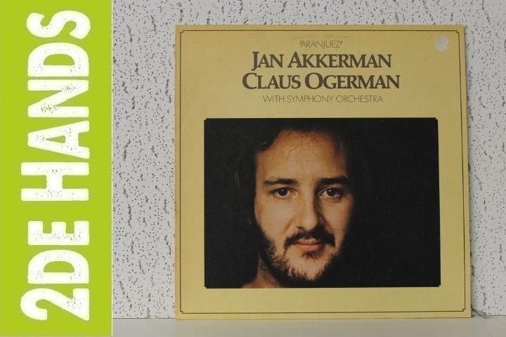 Jan Akkerman & Claus Ogerman - Aranjuez (LP) F20-c20