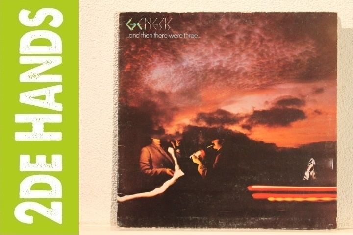 Genesis - And then there were three... (LP) E40