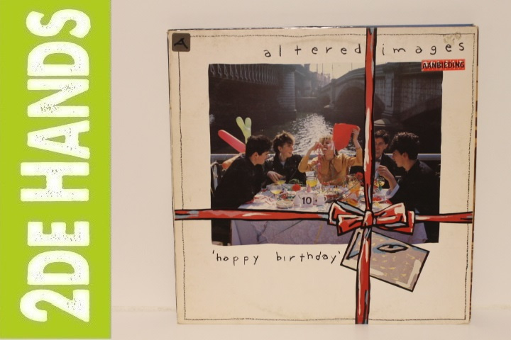 Altered Images ‎– Happy Birthday (LP) A50