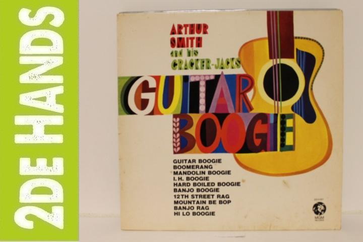 Arthur Smith And His Cracker-Jacks – Guitar Boogie (LP) D70