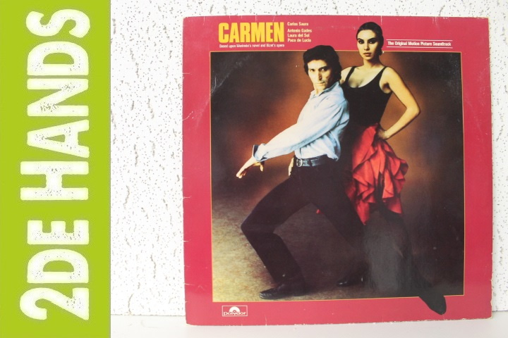 Carmen - The Original Motion Picture Soundtrack (LP) G60