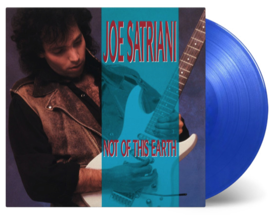 Joe Satriani - Not of This Earth  (PRE ORDER) (LP)