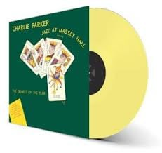Charlie Parker - Jazz at Massey Hall -LTD- (LP)