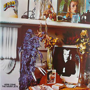 Brian Eno – Here Come The Warm Jets (LP)