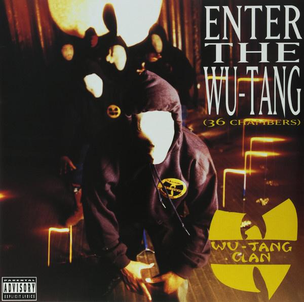 Wu-Tang Clan – Enter The Wu-Tang (36 Chambers) (LP)