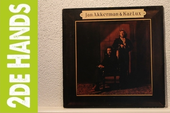 Jan Akkerman & Kaz Lux - Eli (LP) J50