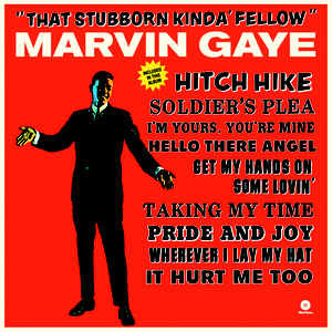 Marvin Gaye – That Stubborn Kinda Fellow (LP)