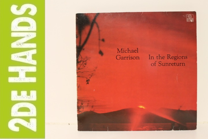 Michael Garrison ‎– In The Regions Of Sunreturn (LP) G20