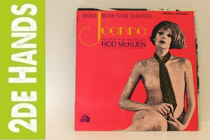 Rod McKuen – Joanna (LP) J80