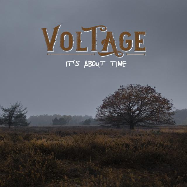 Voltage - It's About Time (LP)