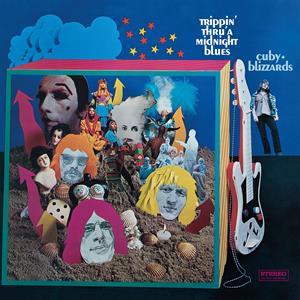 Cuby + Blizzards - Trippin' Thru' a Midnight Blues (LP)