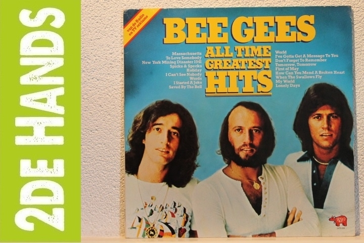 Bee Gees - Greatest Hits (LP) J70