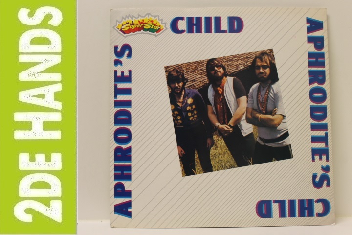 Aphrodite's Child – Aphrodite's Child (LP) K60