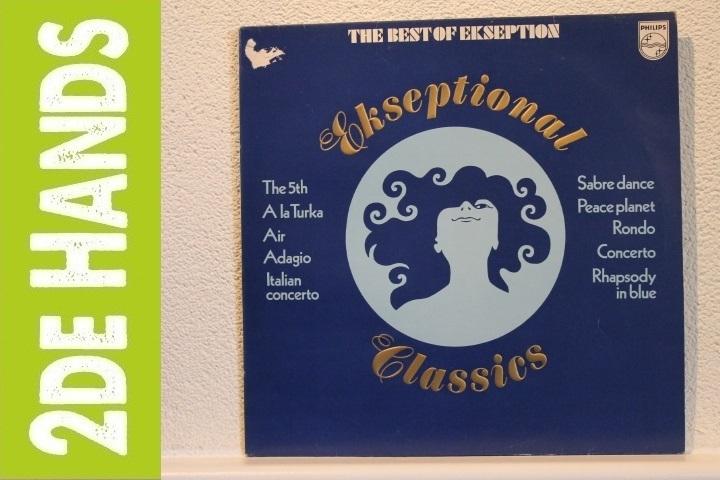 Ekseption - Best Of (LP) K10