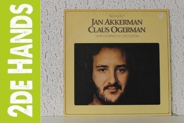 Jan Akkerman & Claus Ogerman - Aranjuez (LP) G10