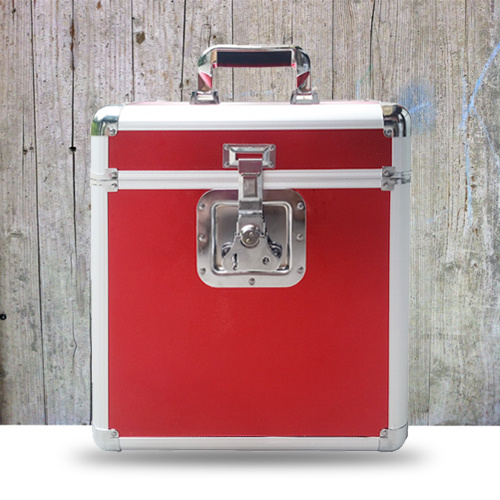 LP Flightcase - Rood