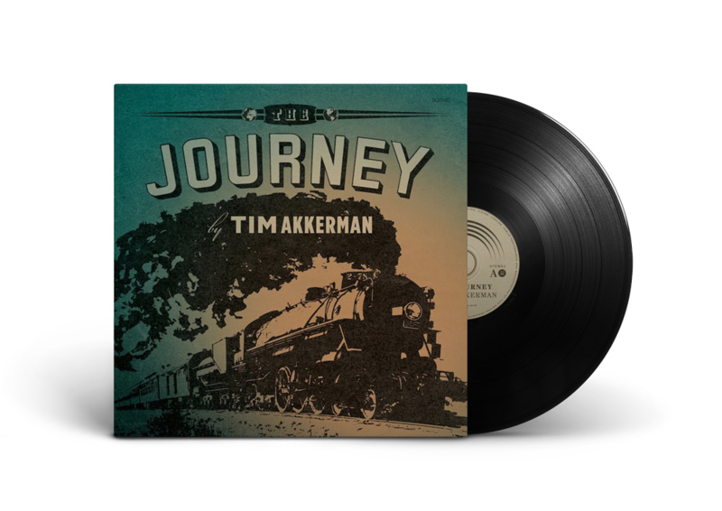 Tim Akkerman - Journey (LP)