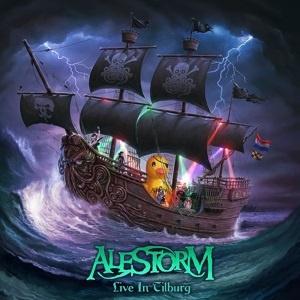 Alestorm - Live In Tilburg (2LP)