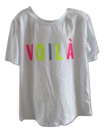 Shirt wit voila