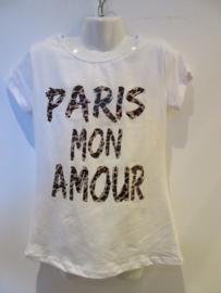 Shirt wit paris
