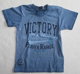 Shirt Victory vaal blauw van Kids Star